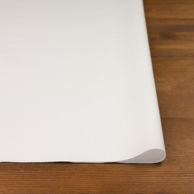 コットン×無地(オフホワイト)×二重織 イメージ3