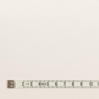コットン×無地(ミルキーホワイト)×かわり織_イタリア製 サムネイル4