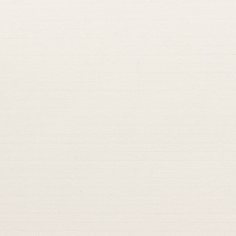 コットン×無地(ミルキーホワイト)×かわり織_イタリア製