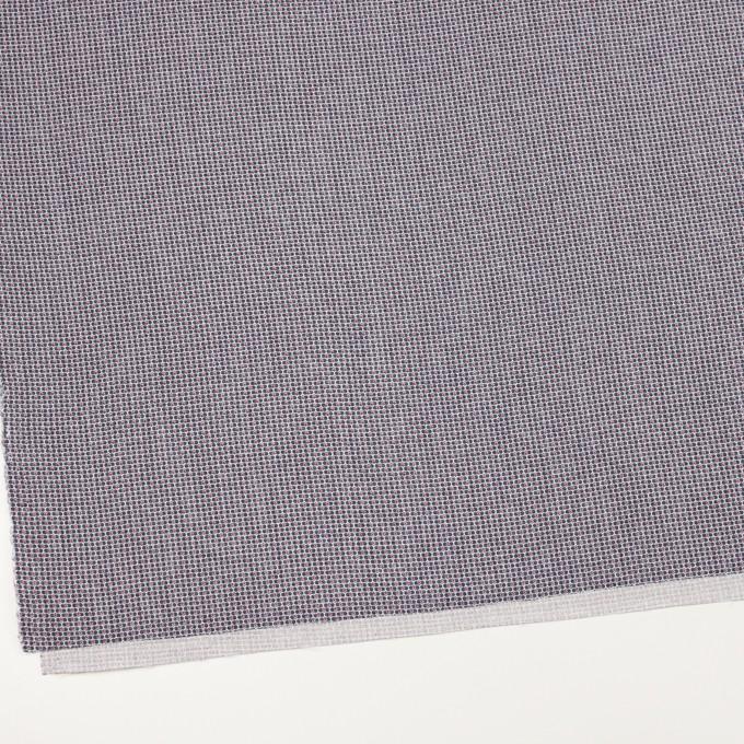 リネン×幾何学模様(トリコロール)×薄キャンバス_イタリア製 イメージ2