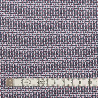 リネン×幾何学模様(トリコロール)×薄キャンバス_イタリア製 サムネイル4