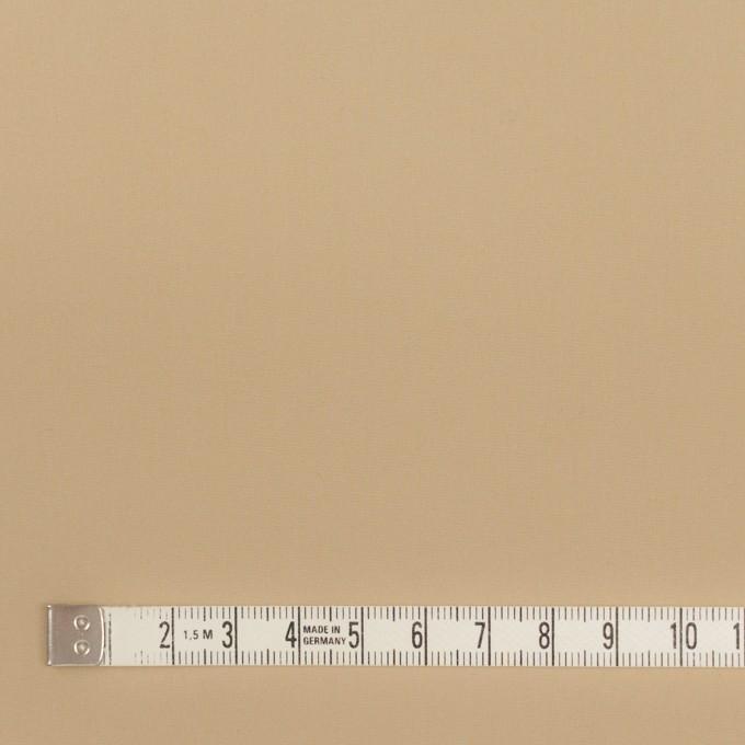 コットン&ポリウレタン×無地(ベージュ)×ブロードストレッチ_全5色 イメージ4