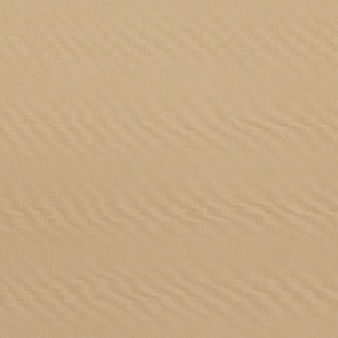 コットン&ポリウレタン×無地(ベージュ)×ブロードストレッチ_全5色 イメージ1
