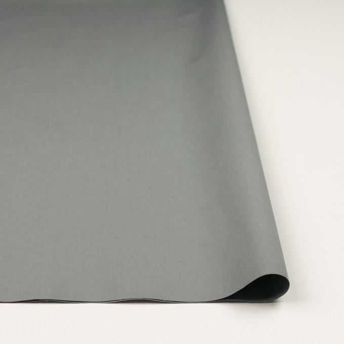 コットン&ポリウレタン×無地(スチール)×ブロードストレッチ_全5色 イメージ3