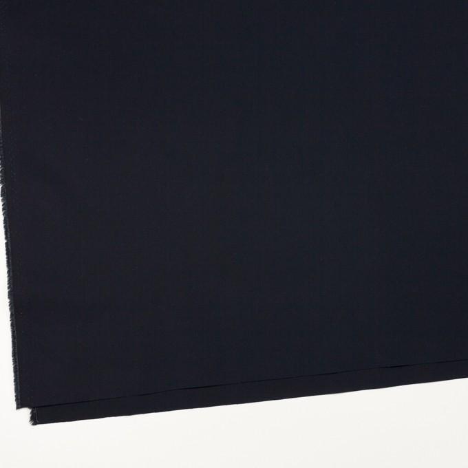 コットン&ポリウレタン×無地(ダークネイビー)×ブロードストレッチ_全5色 イメージ2