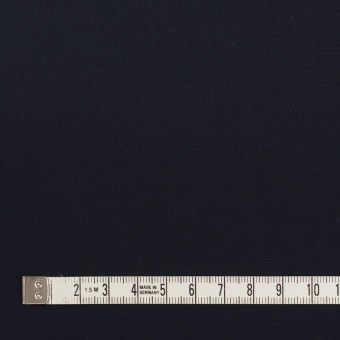 コットン&ポリウレタン×無地(ダークネイビー)×ブロードストレッチ_全5色 サムネイル4