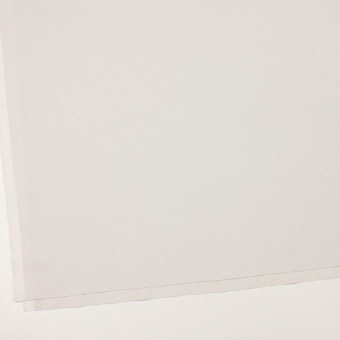 コットン&ポリエステル混×ストライプ(オフホワイト)×ブロードストレッチ刺し子_イタリア製 イメージ2