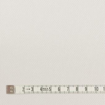 コットン&ポリエステル混×ストライプ(オフホワイト)×ブロードストレッチ刺し子_イタリア製 サムネイル4
