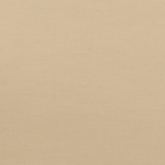 ナイロン&コットン×無地(ベージュ)×タッサーポプリン イメージ1