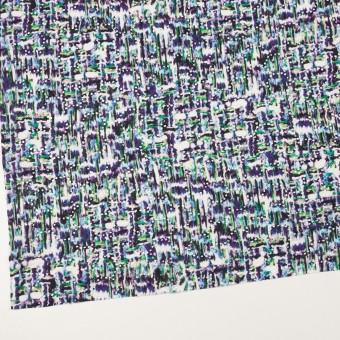コットン×ペイント(マルチ)×ローン刺繍 サムネイル2