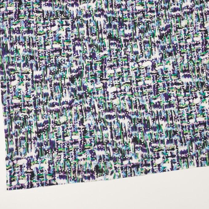 コットン×ペイント(マルチ)×ローン刺繍 イメージ2