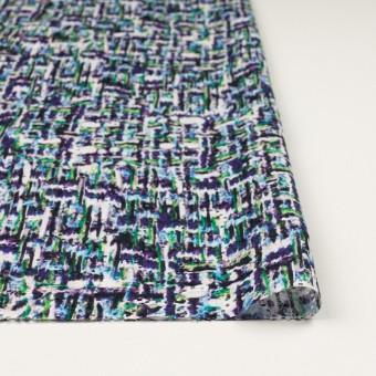 コットン×ペイント(マルチ)×ローン刺繍 サムネイル3