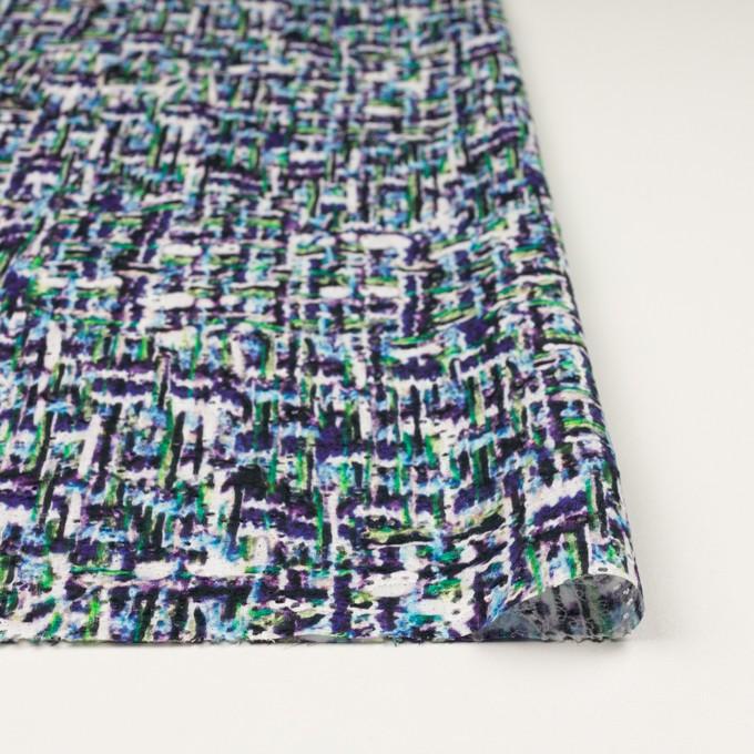 コットン×ペイント(マルチ)×ローン刺繍 イメージ3