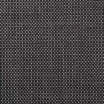 ウール&レーヨン×ミックス(ブラック)×かわり織