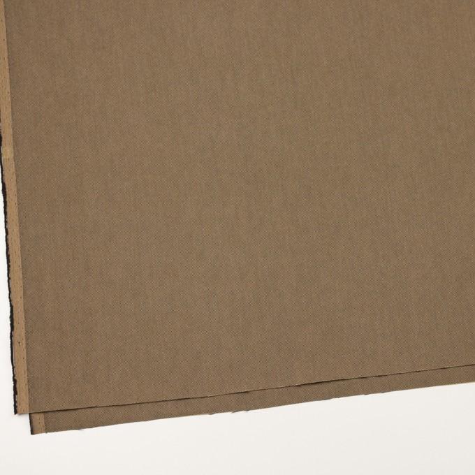 コットン×無地(オークル)×オックスフォード_全2色_イタリア製 イメージ2