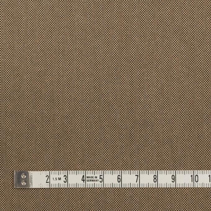 コットン×無地(オークル)×オックスフォード_全2色_イタリア製 イメージ4