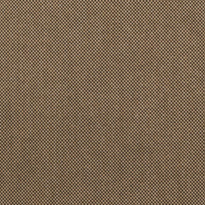 コットン×無地(オークル)×オックスフォード_全2色_イタリア製 イメージ1