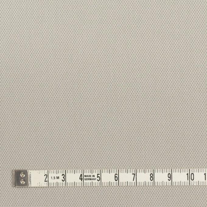 コットン×無地(ライトグレー)×二重織_全3色_イタリア製 イメージ4
