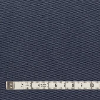 コットン×無地(スレートネイビー)×二重織_全3色_イタリア製 サムネイル4