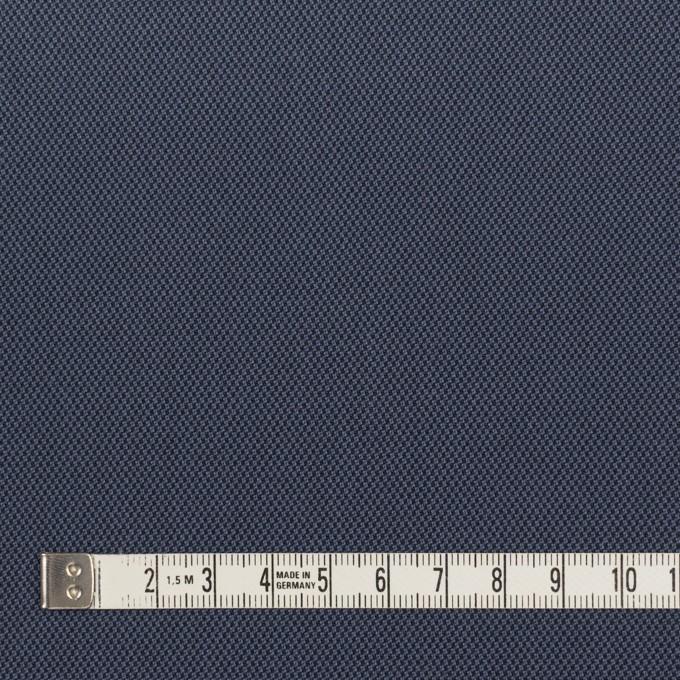 コットン×無地(スレートネイビー)×二重織_全3色_イタリア製 イメージ4