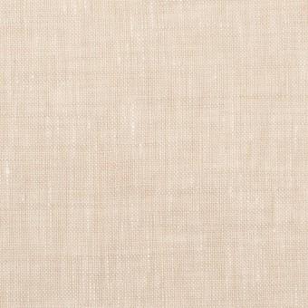 リネン×無地(ライトベージュ)×薄キャンバス_全6色 サムネイル1