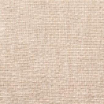 リネン×無地(ベージュ)×薄キャンバス_全6色 サムネイル1