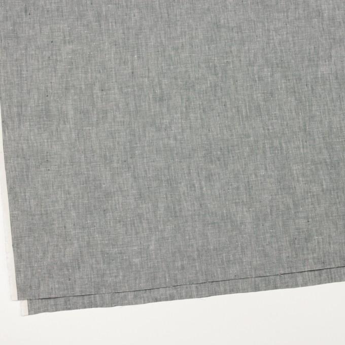 リネン×無地(スチール)×薄キャンバス_全6色 イメージ2