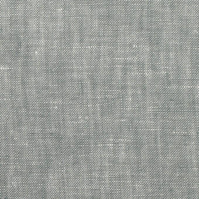 リネン×無地(スチール)×薄キャンバス_全6色 イメージ1