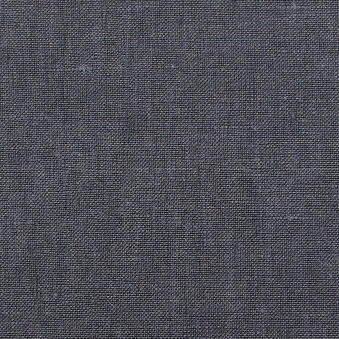 リネン×無地(アッシュグレー)×薄キャンバス_全6色 イメージ1