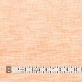 リネン×無地(オレンジ)×薄キャンバス_全4色 サムネイル4