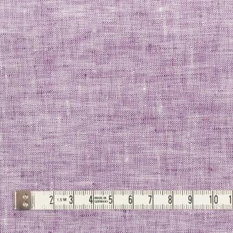 リネン×無地(グレープ)×薄キャンバス_全4色 サムネイル4