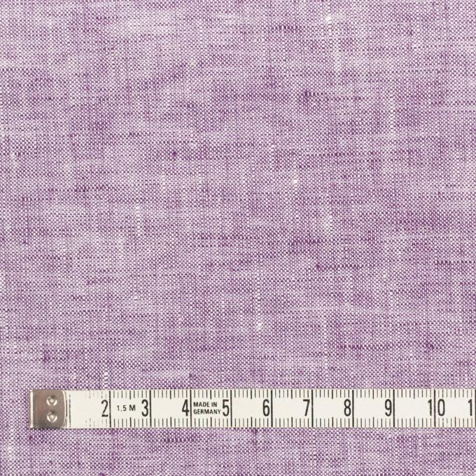 リネン×無地(グレープ)×薄キャンバス_全4色 イメージ4