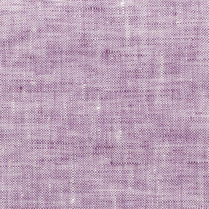 リネン×無地(グレープ)×薄キャンバス_全4色 イメージ1