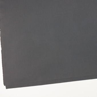 コットン×無地(チャコールグレー)×ブロード_全6色 サムネイル2