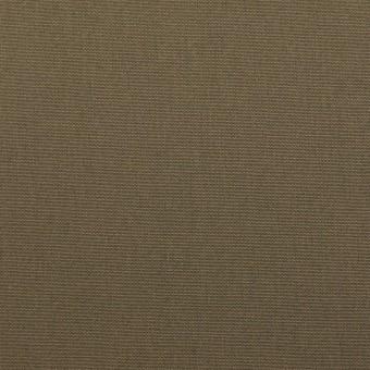 コットン×無地(ダークカーキ)×ブロード_全3色