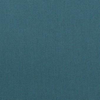コットン×無地(ピーコックブルー)×ブロード_全3色