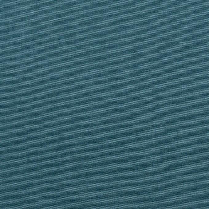コットン×無地(ピーコックブルー)×ブロード_全3色 イメージ1