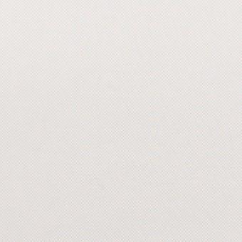 コットン×無地(ライトグレー)×ギャバジン_全3色_イタリア製