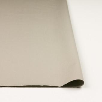 コットン×無地(カーキグレー)×ギャバジン_全3色_イタリア製 サムネイル3