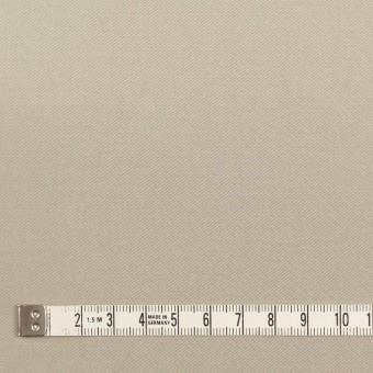 コットン×無地(カーキグレー)×ギャバジン_全3色_イタリア製 サムネイル4