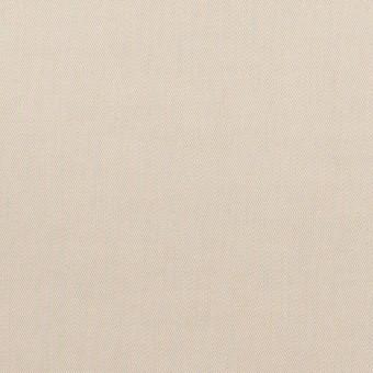 コットン×無地(グレイッシュベージュ)×二重織_全2色_イタリア製 サムネイル1