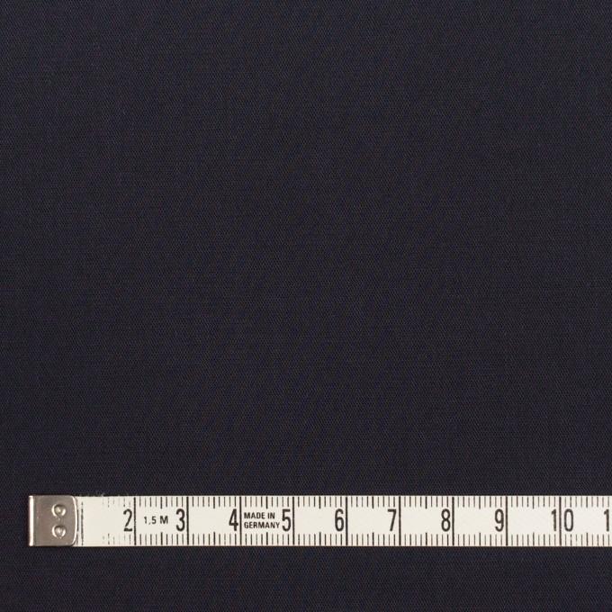 コットン×無地(ダークネイビー)×二重織_全2色_イタリア製 イメージ4