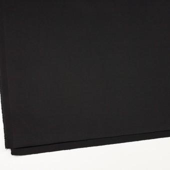 コットン&ポリウレタン×無地(ブラック)×チノクロス・ストレッチ サムネイル2