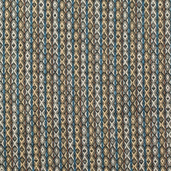 コットン×ダイヤ(マルチ)×ジャガード イメージ1