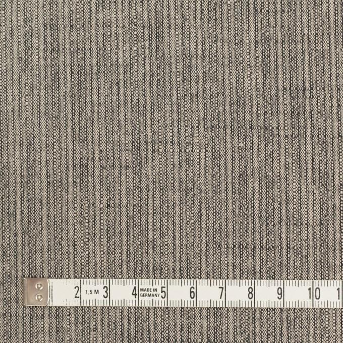 コットン×ミックス(キナリ&ブラック)×かわり織 イメージ4