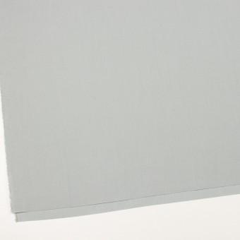 リネン&コットン混×無地(サックスグレー)×ポプリン_全3色_イタリア製 サムネイル2