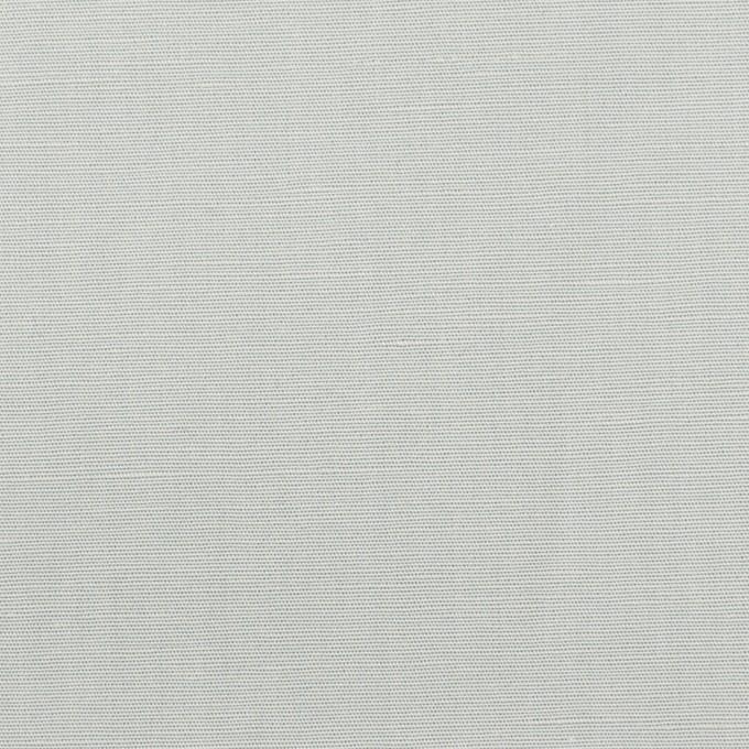 リネン&コットン混×無地(サックスグレー)×ポプリン_全3色_イタリア製 イメージ1