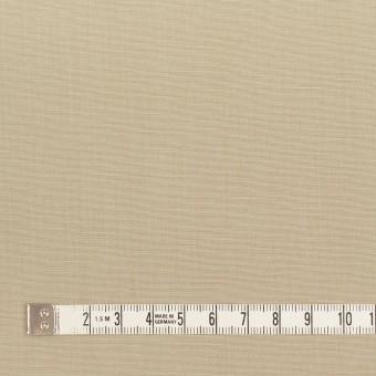 リネン&コットン混×無地(カーキ)×ポプリン_全3色_イタリア製 サムネイル4