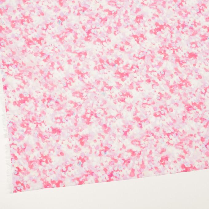 ポリエステル&コットン×ミックス(ピンク)×ガーゼ_全4色 イメージ2
