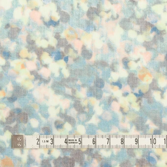 ポリエステル&コットン×ミックス(ミント)×ガーゼ_全4色 イメージ4